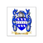 Spencer Square Sticker 3