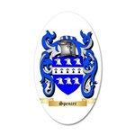 Spencer 20x12 Oval Wall Decal