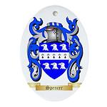 Spencer Oval Ornament