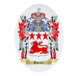 Spence Oval Ornament