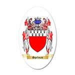 Spelman 20x12 Oval Wall Decal