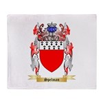 Spelman Throw Blanket