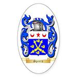 Speers Sticker (Oval 10 pk)