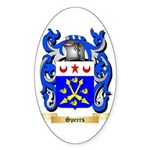 Speers Sticker (Oval 50 pk)