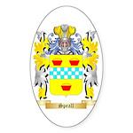 Speall Sticker (Oval 10 pk)