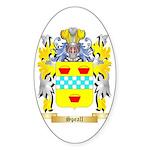 Speall Sticker (Oval 50 pk)