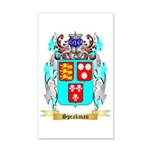 Speakman 35x21 Wall Decal