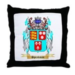 Speakman Throw Pillow