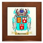 Speakman Framed Tile