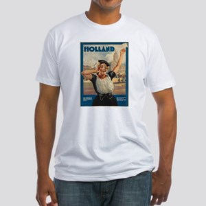 Vintage poster - Holland T-Shirt
