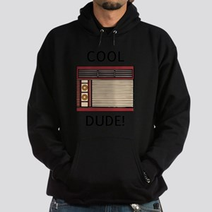 cool dude Hoodie (dark)