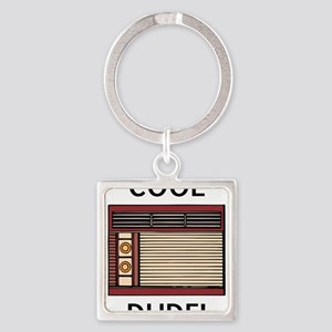 cool dude Keychains