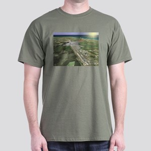RAF Bentwaters F-101 Voodoo Dark T-Shirt