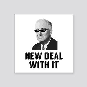 New Deal With It Sticker