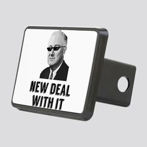 New Deal With It Rectangular Hitch Cover