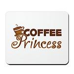 Coffee Princess Mousepad
