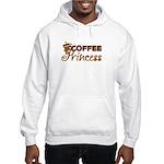Coffee Princess Hooded Sweatshirt