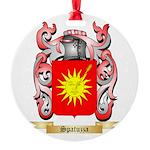 Spatuzza Round Ornament
