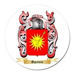 Spatoni Round Car Magnet