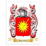 Spatoni Small Poster