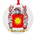 Spatarul Round Ornament