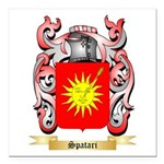 Spatari Square Car Magnet 3