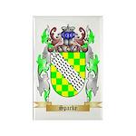 Sparke Rectangle Magnet (100 pack)