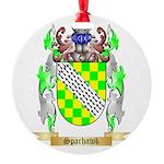 Sparhawk Round Ornament