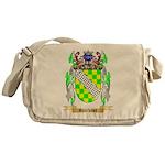Sparhawk Messenger Bag