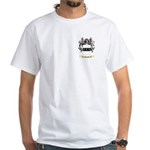 Spaight White T-Shirt