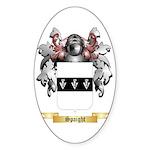 Spaight Sticker (Oval 10 pk)