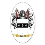 Spaight Sticker (Oval 50 pk)