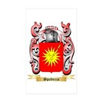 Spaduzza Sticker (Rectangle 50 pk)