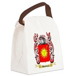 Spaducci Canvas Lunch Bag