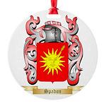 Spadon Round Ornament