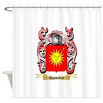 Spadolini Shower Curtain