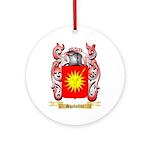 Spadolini Round Ornament