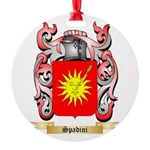 Spadini Round Ornament