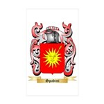 Spadini Sticker (Rectangle 50 pk)