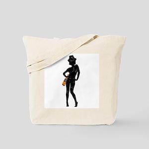 January Girl Tote Bag