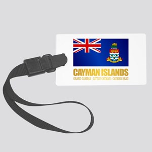 Cayman Islands Luggage Tag