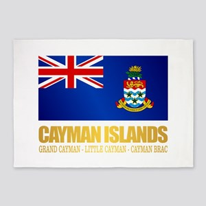 Cayman Islands 5'x7'Area Rug