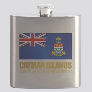 Cayman Islands Flask