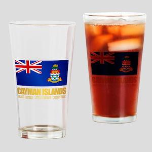 Cayman Islands Drinking Glass