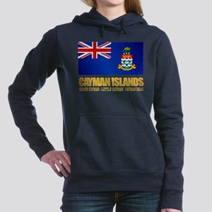 Cayman Islands Women's Hooded Sweatshirt