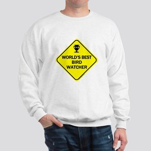 Bird Watcher Sweatshirt