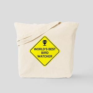 Bird Watcher Tote Bag