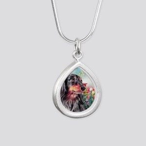 Dachshund Painting Necklaces
