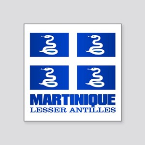 Martinique Sticker