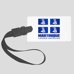 Martinique Luggage Tag